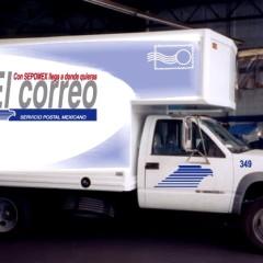 Servicio postal Mexicano 03