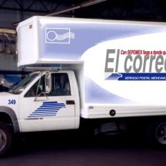 Servicio postal Mexicano 04
