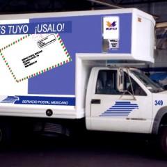 Servicio postal Mexicano 05