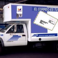 Servicio postal Mexicano 06